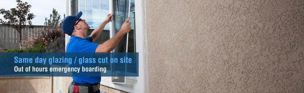 Window repair same day