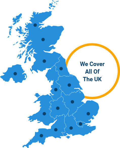 Montrose Glass cover all of the UK with their services